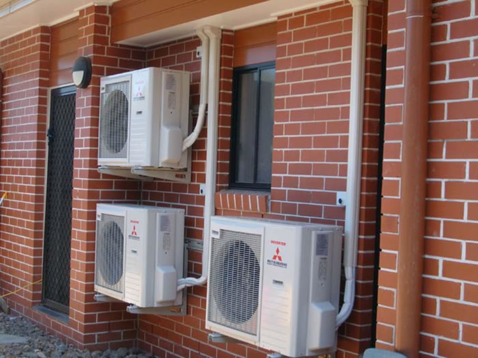 AIR CON INSTALLATION AND SERVISE